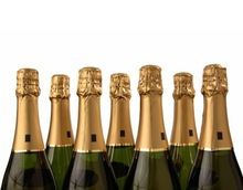 Champagne. Branded. Export by pallet or container