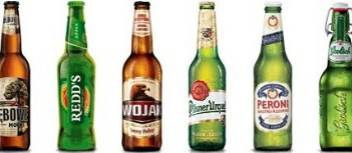Wide range of polish beers available (full&mix loads)