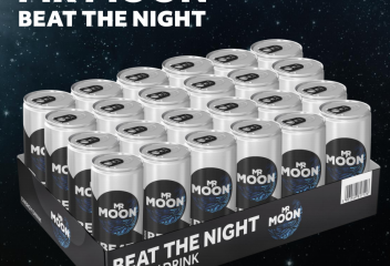 Energy drink Mr. Moon only EUR 4,45 / case