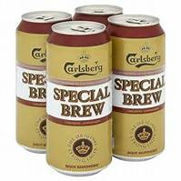 Special Offer! 2080 Cases Carlsberg Special Brew IEFW £12.95, 1920 Kestrel Super IEFW £9.95