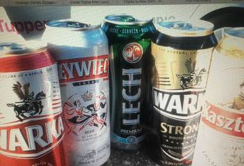 Polish beers In London  bond.