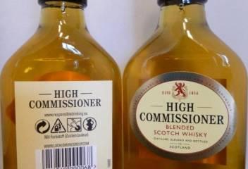 High Comm 20cl + Glens 20cl