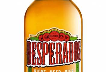 Desperados cans/bottles, Moretti, Murphey...