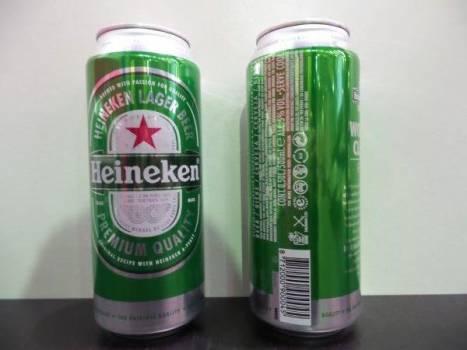 Heineken 50cl Cans