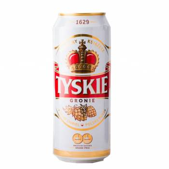 Andbru GmbH Purchase TYSKIE CAN 500ml.