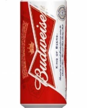 Budweiser 6x4x50cl cans