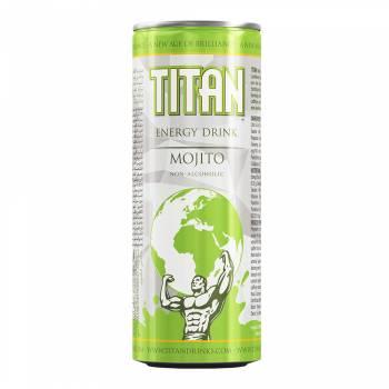 Titan Energy Drinks