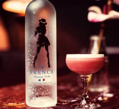La French Vodka 70 Cl - French Premium Vodka (Prices are EXW / Per case)
