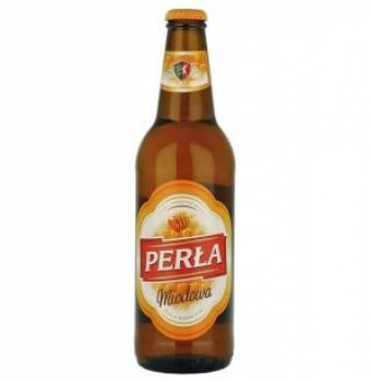 Perla Miodowa 6% o.5l bottle