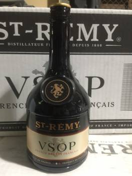 St Remy VSOP Authentic VSOP Brandy
