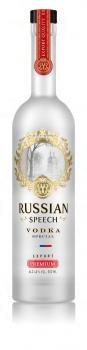 Russian Speech vodka