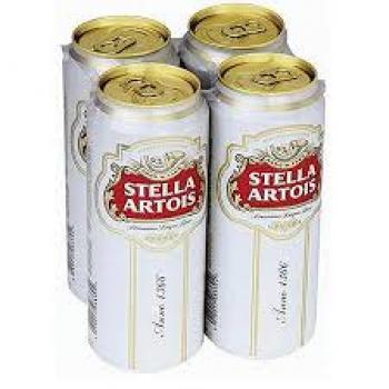 Stella 4x6x50cl cans, Budweiser,Kronenbug,Heineken,Desperados,Leffe,carlsberg,Paulaner,Bavaria8.6,San Miguel
