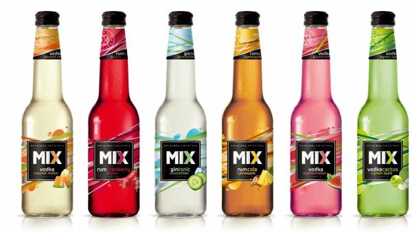MIX RTD Cocktails