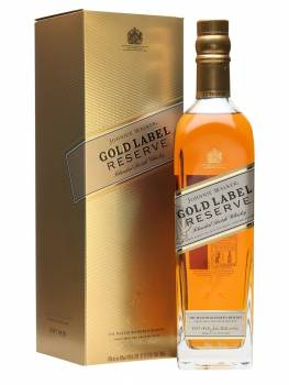 J/W GOLD LABEL RESERVE, NRF Gb 75CL