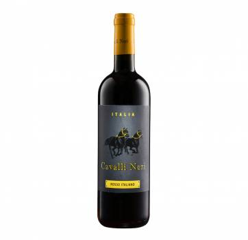Cavalli Neri red wine