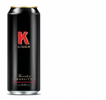 K Cider 24x500ml