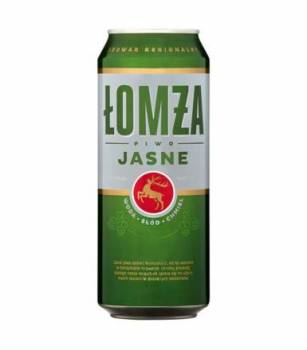 lomza jasne 24x500ml