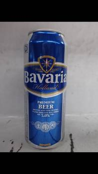 Bavaria 24x50 cl cans 5% alc ,