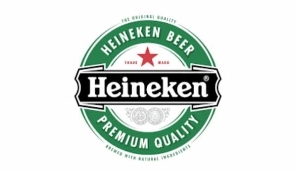 Heineken 4x6x25 cl bottles ,