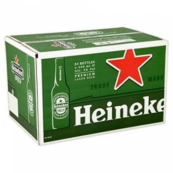 Heineken 33cl Bottle