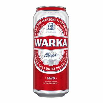 Warka 50cl Can