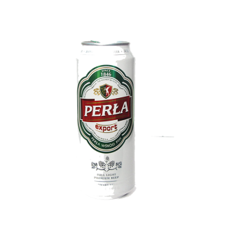 Perla Export 50cl Can
