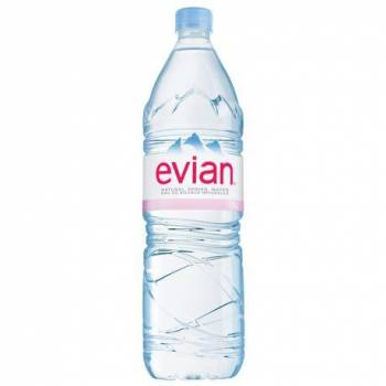 we can offer Evian water directly from Danone; contact for inquiry on availability WhatsApp: +447404446163 Email: emcg.samuel@gmail.com