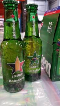 Heineken 25cl. bottles