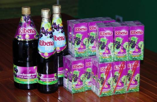 Ribena Original Blackcurrant Drink