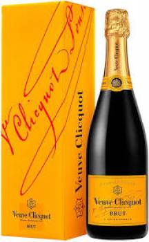 Veuve Cliquot Yellow Label