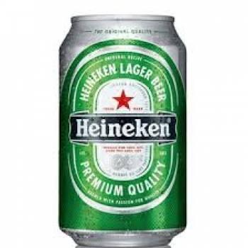 Heineken can 33 cl x 24