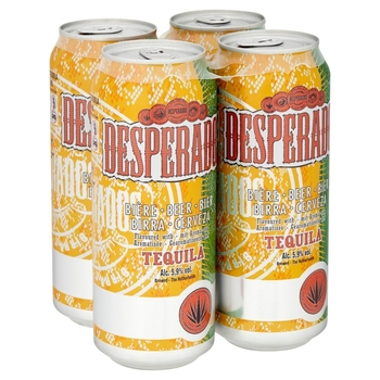 Desperados beer 330ml bottle and Desperados beer 500ml cans..WhatsApp:+44 7366 374181