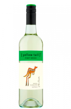 NEED URGENTLY YELLOW TAIL WHITE WINE