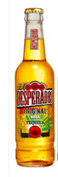 desperado dutch bottle