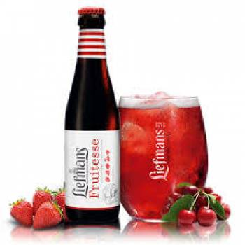 La Chouffe and Liefmans fruitesse