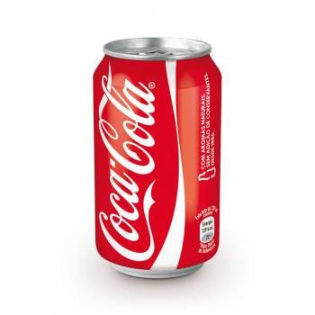 Coca Cola 33Cl Can