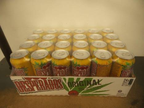 Desperados Dutch Can 24x50cl