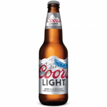 Coors 330ml