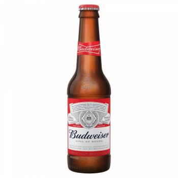 Budweiser 12 x 300ml Bottle 4.5%