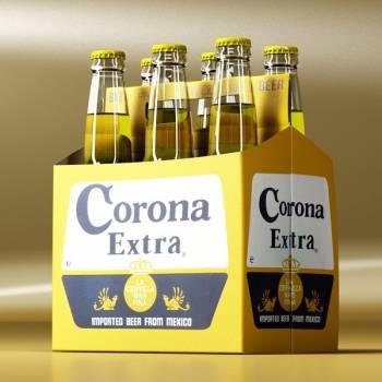 Corona 24 x 330ml Bottle 4.5%  @11.39 GBP   ex Holland