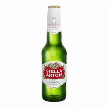 Stella Artois 24 x 330ml Bottle 4.6%
