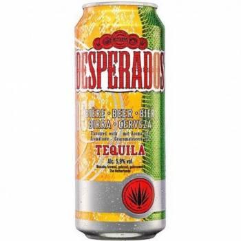 Desperados 500ml cans