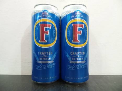 Foster's Lager 6x4x500ml