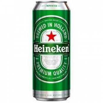 Heineken cans 50 cl