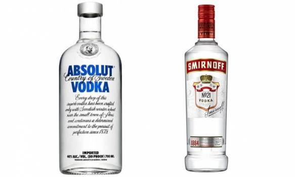 Spirits - Full Load required