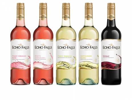 Looking for Echo Falls R/W/R and Varietals in Holland