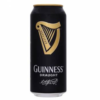 Guinness Draught 24x44cl cans OFFER