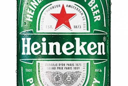Heineken Can 0,5 l Polish