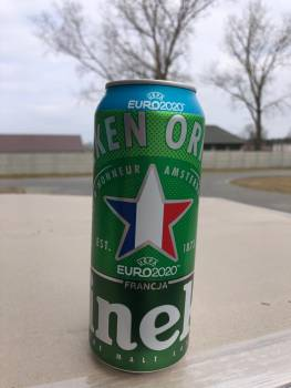 Heineken and Desperados PL origin