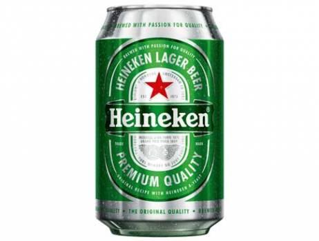 Looking for Heineken, Budwieser, and Evian